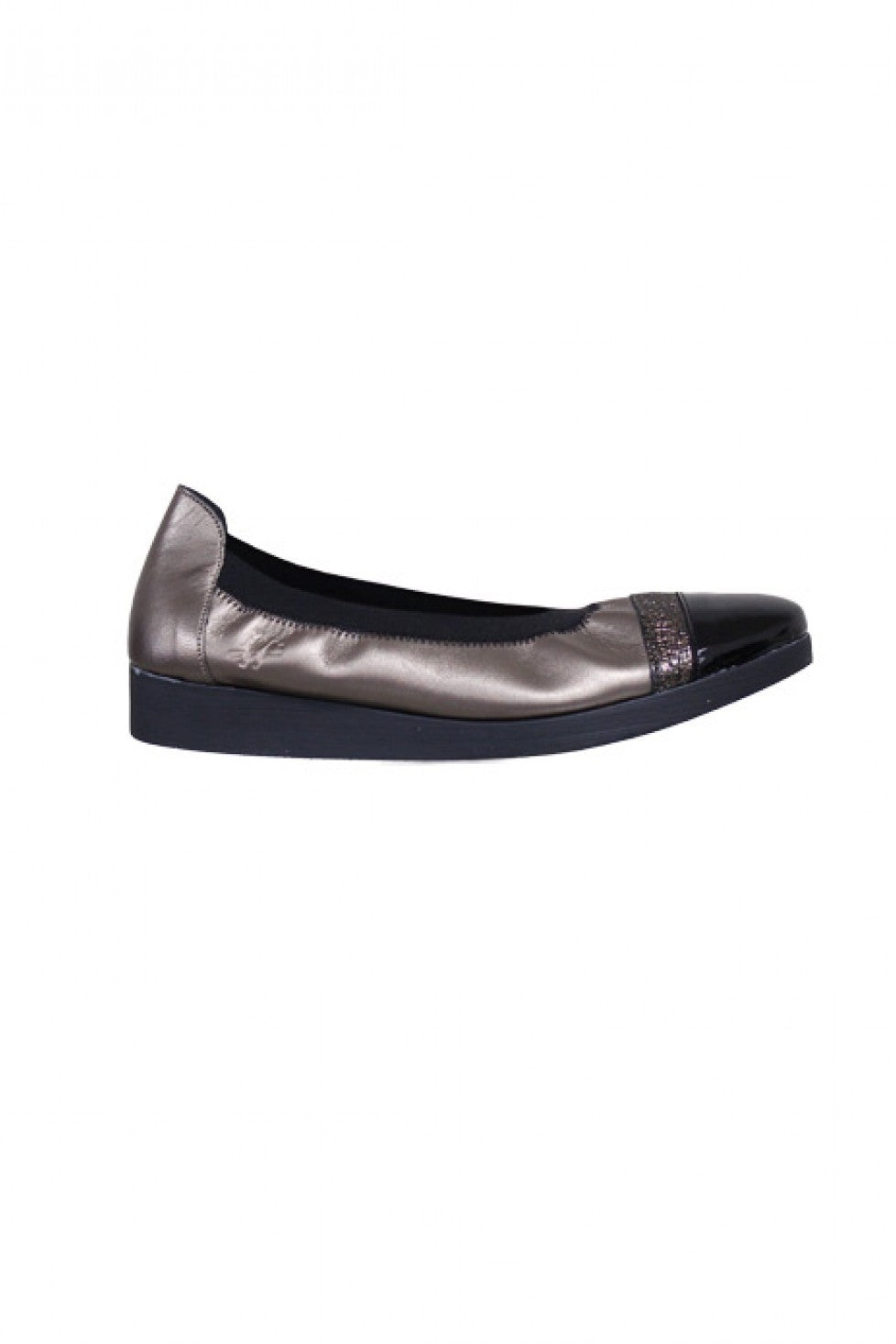 Bronze Comfortable Hirica Shoe Style and Grace
