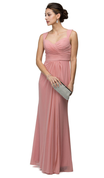 Stunning Ruched Sweetheart A-Line Prom Dress
