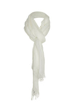 Load image into Gallery viewer, Florencia Cashmere Blend Shawl In Gardenia