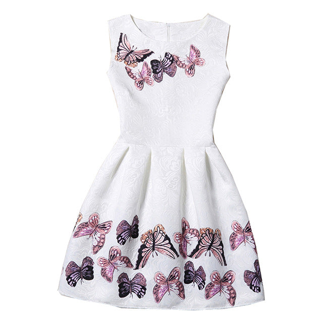 2018 Girls Dress Summer