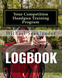 Logbook - Your USPSA Competition Handgun Training Program