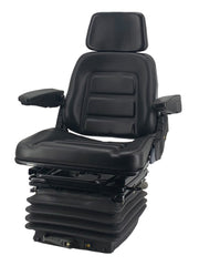 Concentric 330SU mechanical backhoe seat