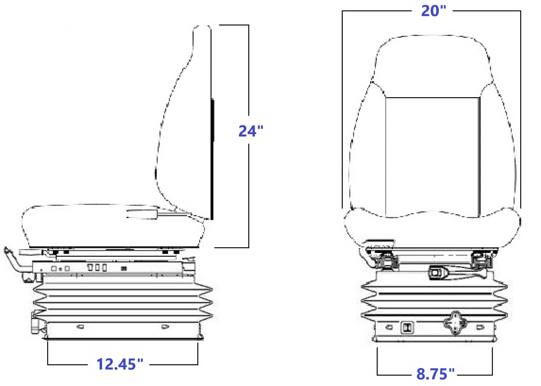 8344 Technical Drawing