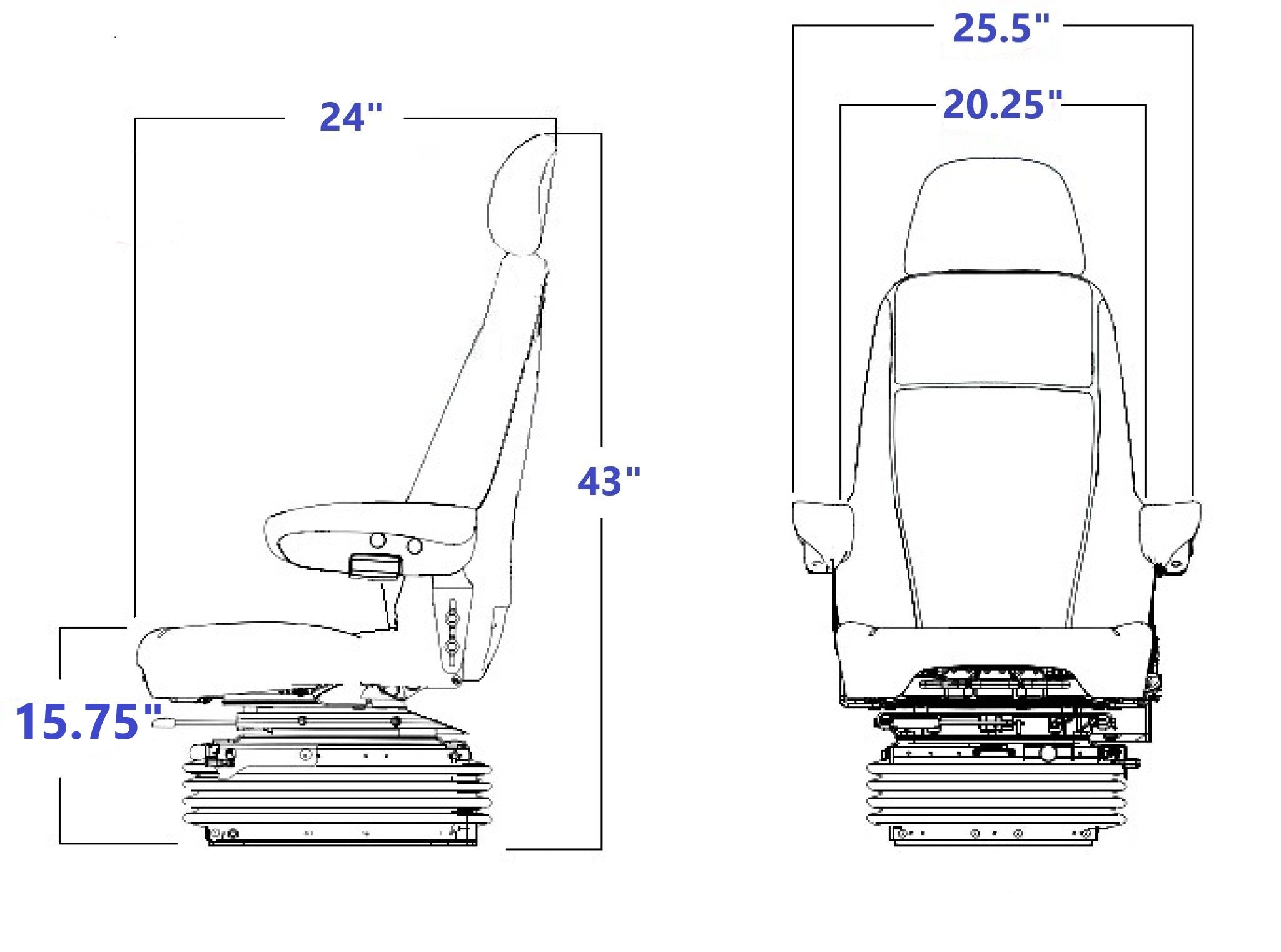 Sears 8552 NM Technical Drawing