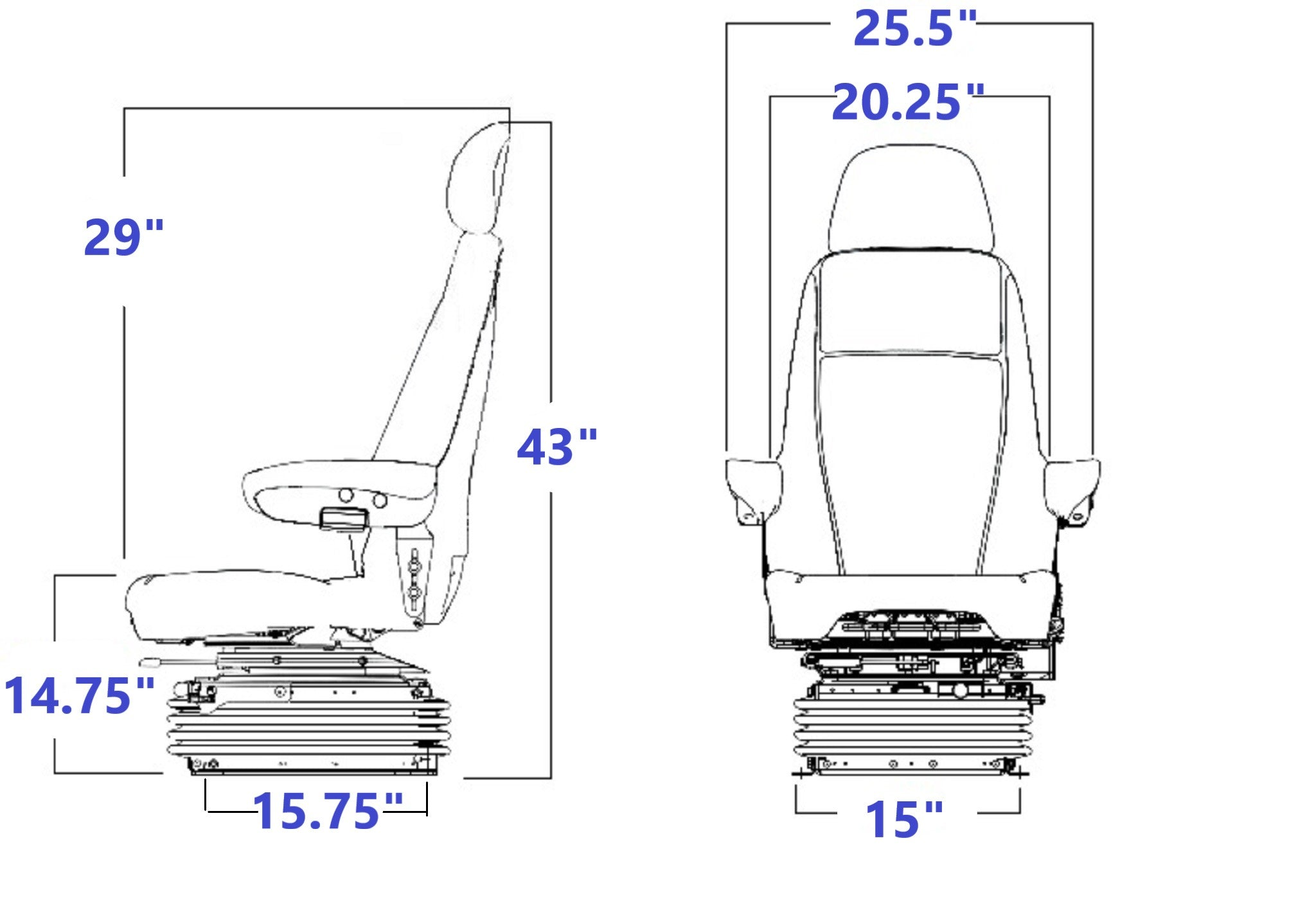Sears 8586 Technical Drawing