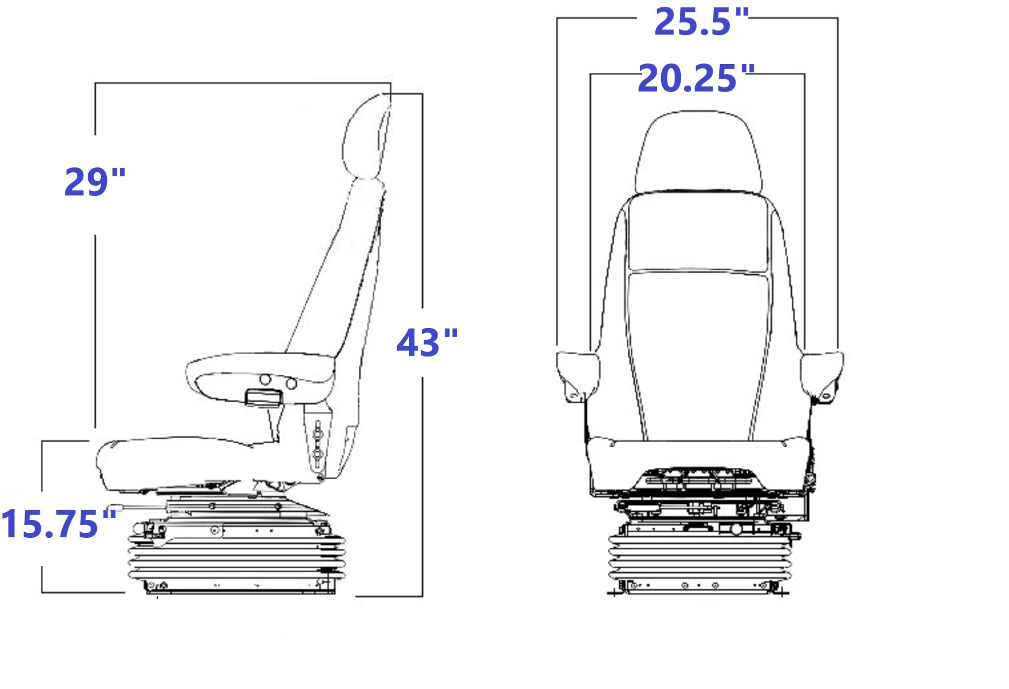 Sears 8586 NM Technical Drawing