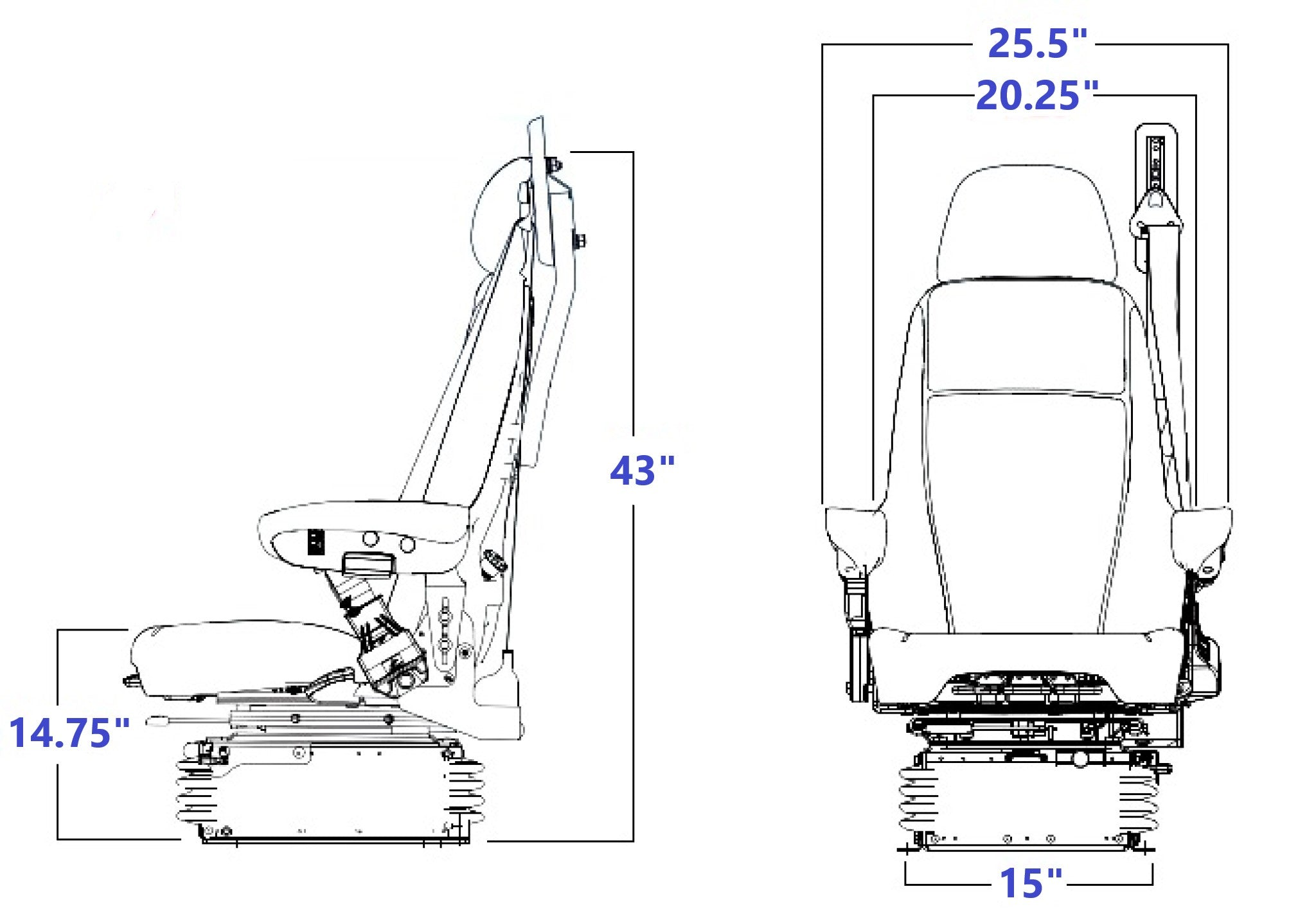 Sears D8587 Technical Drawing