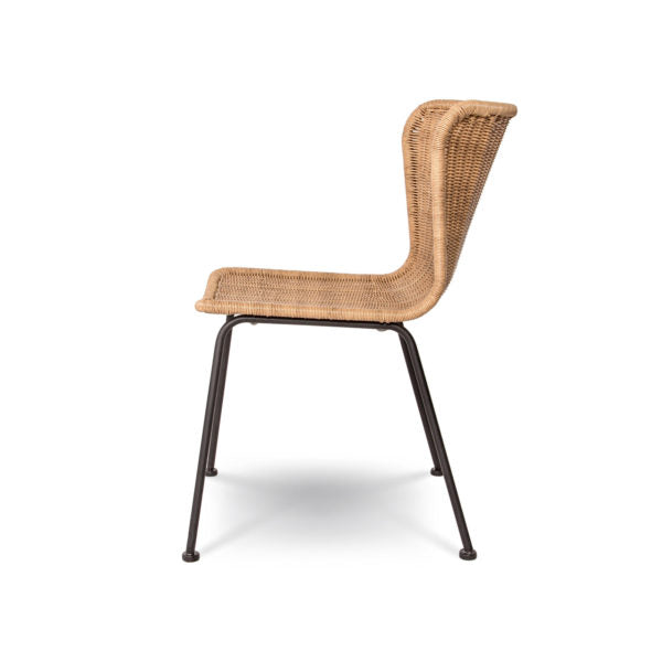 Calabria Natural Wave Dining Chair