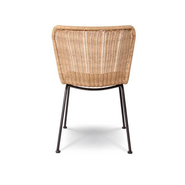 Calabria Natural Weave Dining Chair