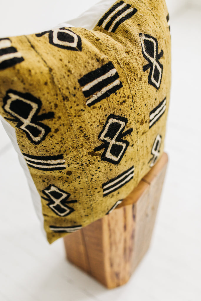Maris African Mudcloth Pillow