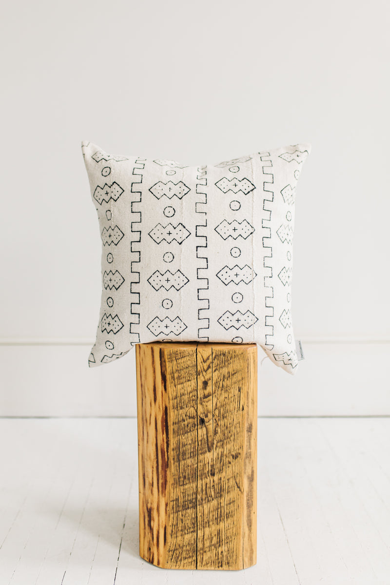 Aalis African Mudcloth Pillow