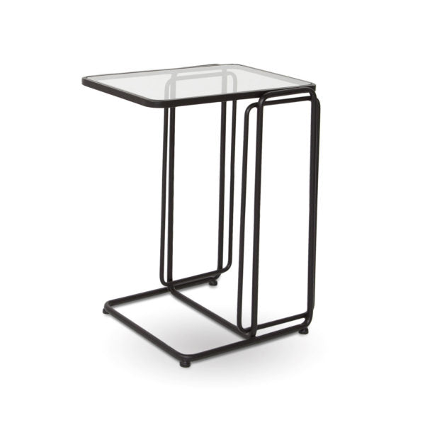 Deco C Table - Black