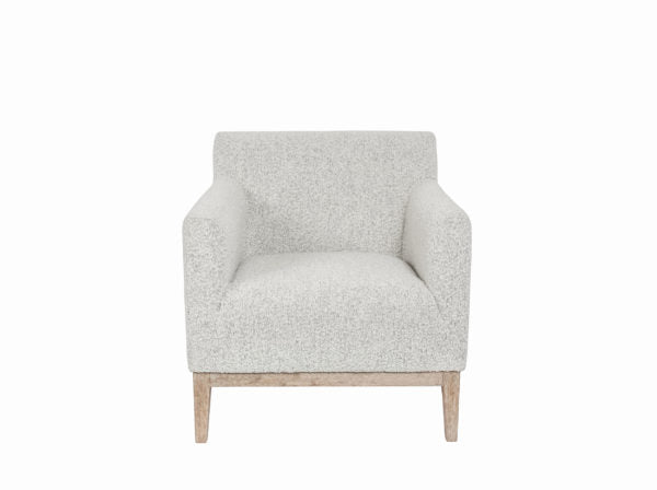 Ezra Chair - Grey Bouclé
