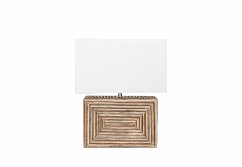 Laval Rectangle Table Lamp