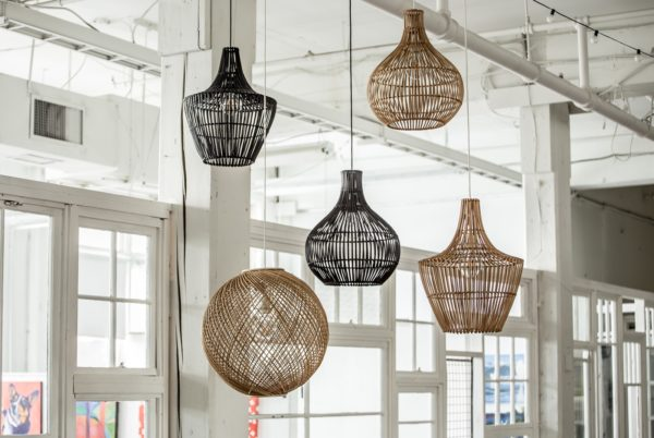 Bohemian Lordes Pendant Lamp - Natural