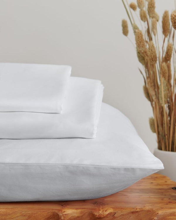Luxury Organic Pillow Case Pair