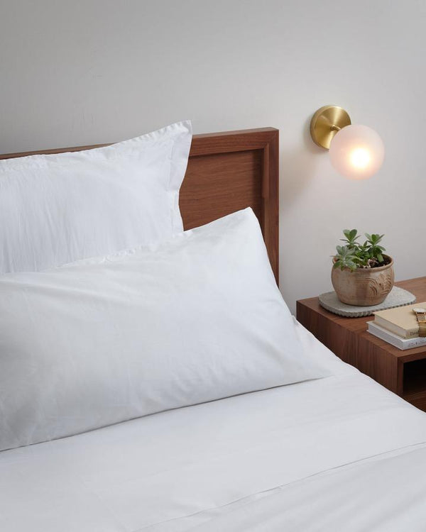 Luxury Organic Pillow Sham