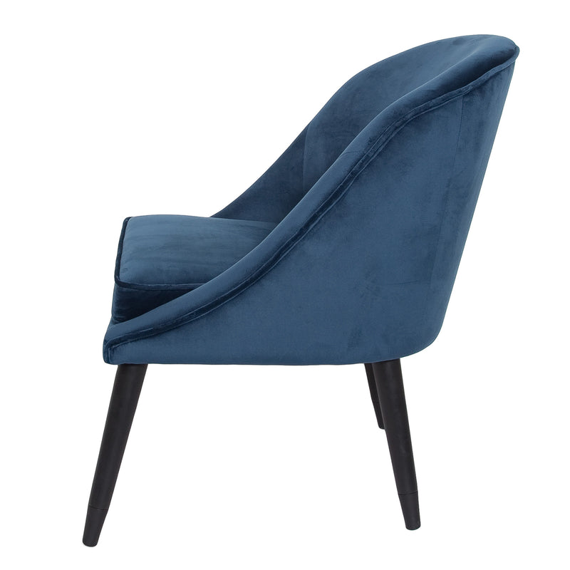 Bree Chair - Ink Blue