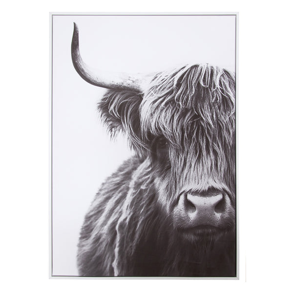 Yak Canvas Wall Decor
