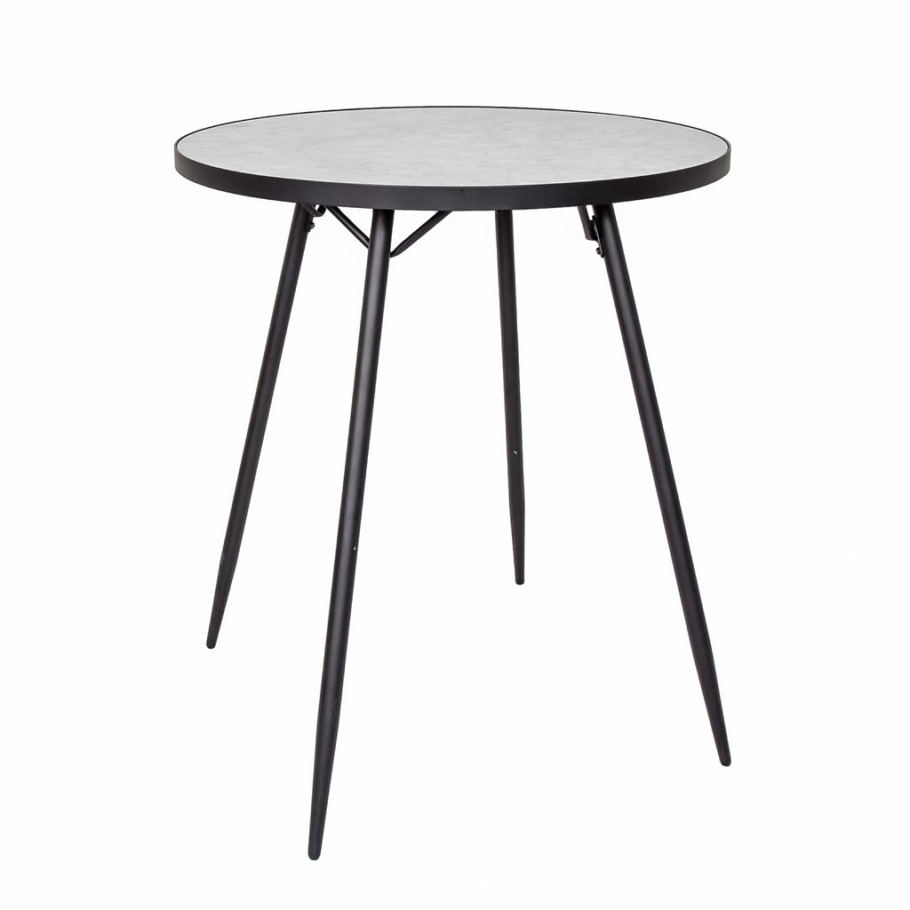 Florence Marble Bistro Table