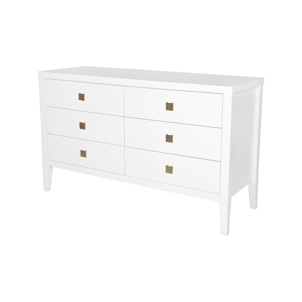Hara Dresser - 6 Drawer