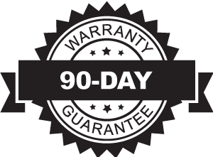 KUBERG 90 day warranty, electric motorcycles