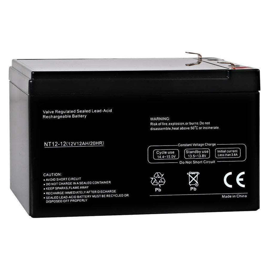 BATTERY 12V 12AH for Cross and Trial Models
