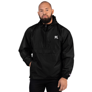 KUBERG Embroidered Champion Packable Jacket