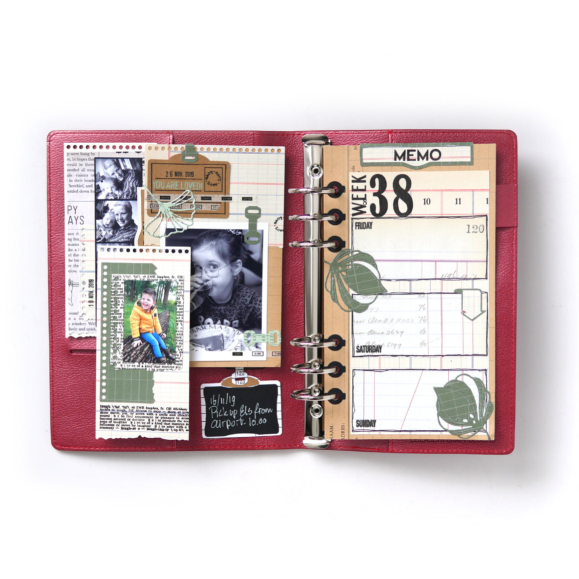Planner Essentials 21 - Note Pieces