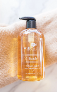 Willow Hill- Artisan Hand and Body Wash
