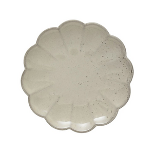 Flower Shaped Plate