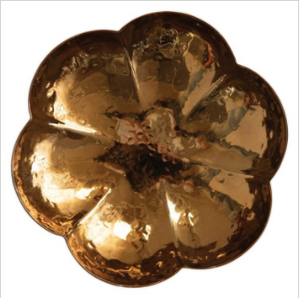 Stainless Steel Flower Dish