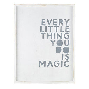 Every Little Thing You Do Frame