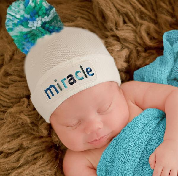 iLYBEAN Nursery Beany  - Blue Miracle Pom