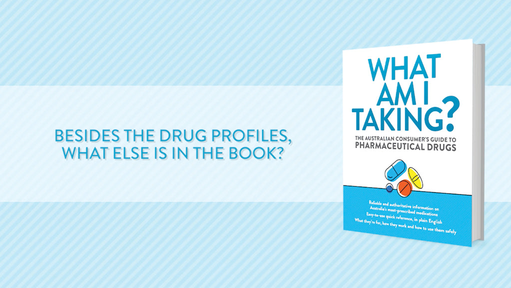 Apart From The Top 100 Drug Profiles, What Else Is In The Book?