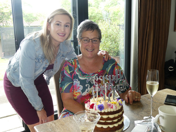 How to celebrate your birthday and raise money for Alzheimers