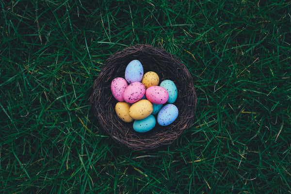 Five good tips for an eco-friendly Easter