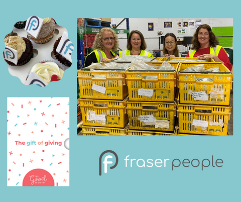A picture of Goodness - how Fraser People give back