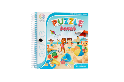Puzzle Beach - Magnetic