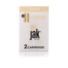 jakecig e cigarette cartridges rechargeables crema flavor 16 mg