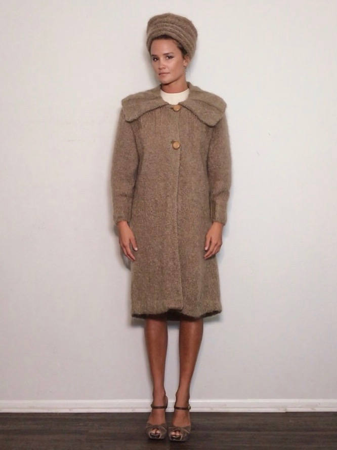 Kennedy Coat + Hat Set