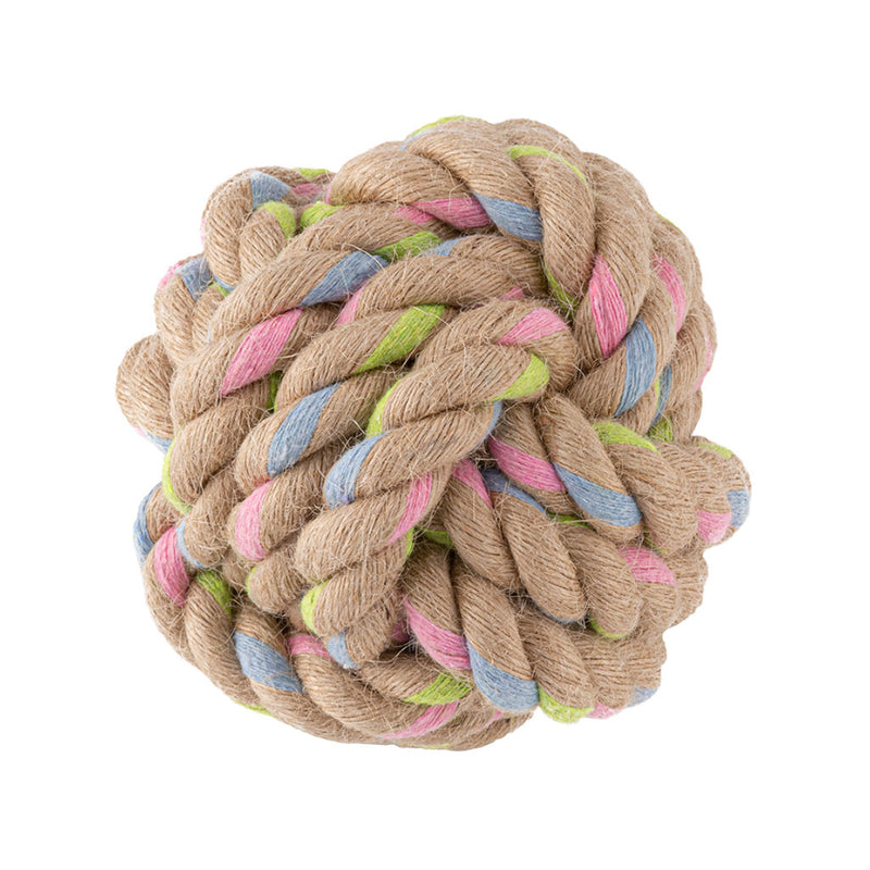 Chopper & Otis: Beco Hemp Rope Ball