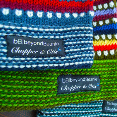 Chopper & Otis | Beyond Beanie