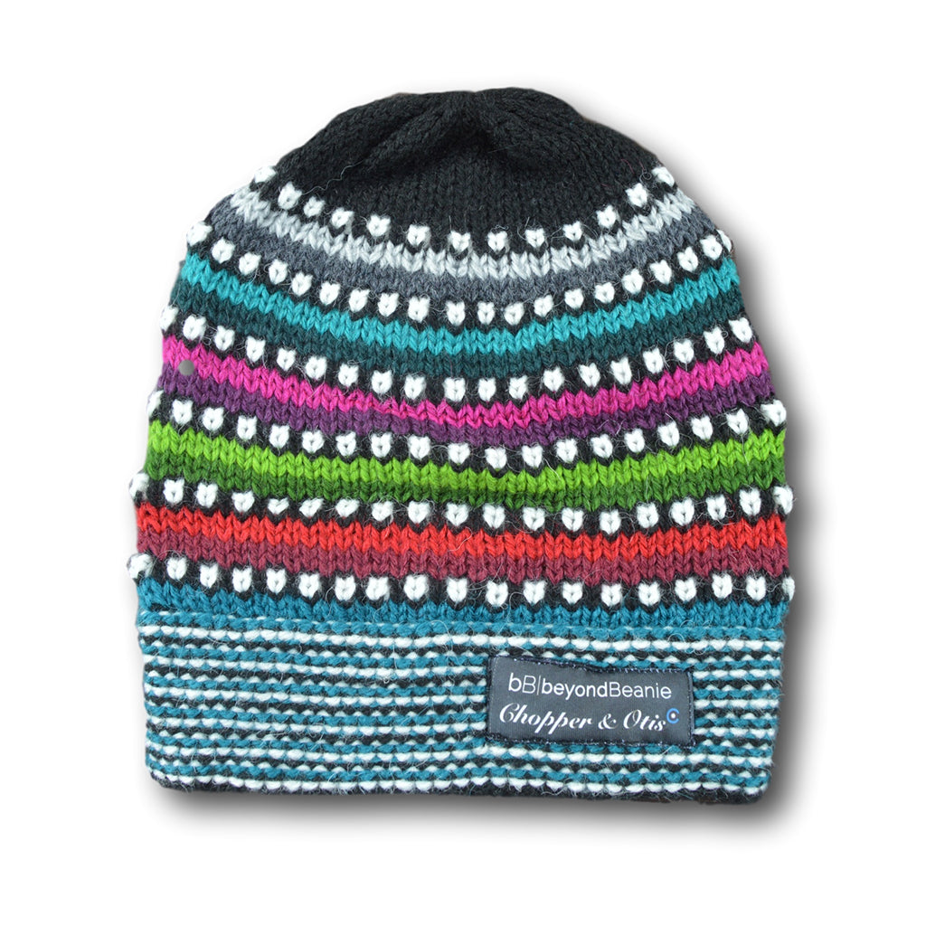 Chopper & Otis | Beyond Beanie - Black