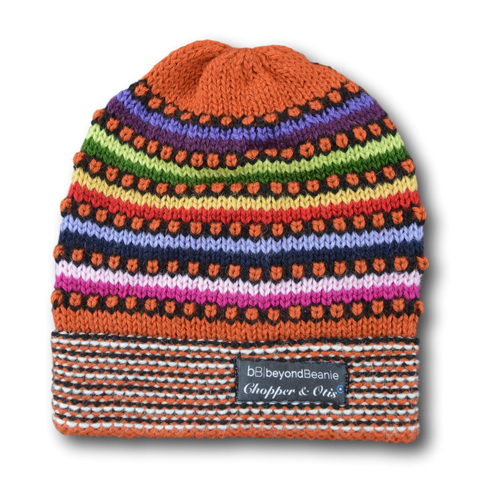 Chopper & Otis | Beyond Beanie - Orange