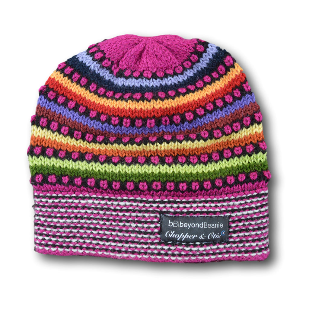 Chopper & Otis | Beyond Beanie - Pink