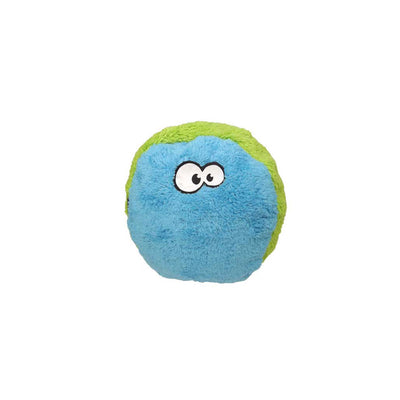 Chopper & Otis | Cycle Dog | Duraplush Fuzzball | Blue & Green