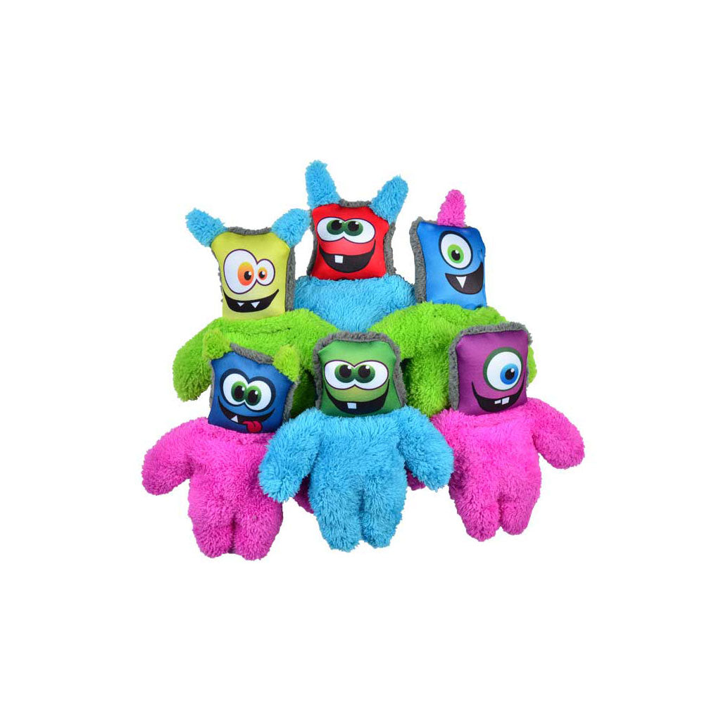 Chopper & Otis | Cycle Dog | Duraplush Monsters
