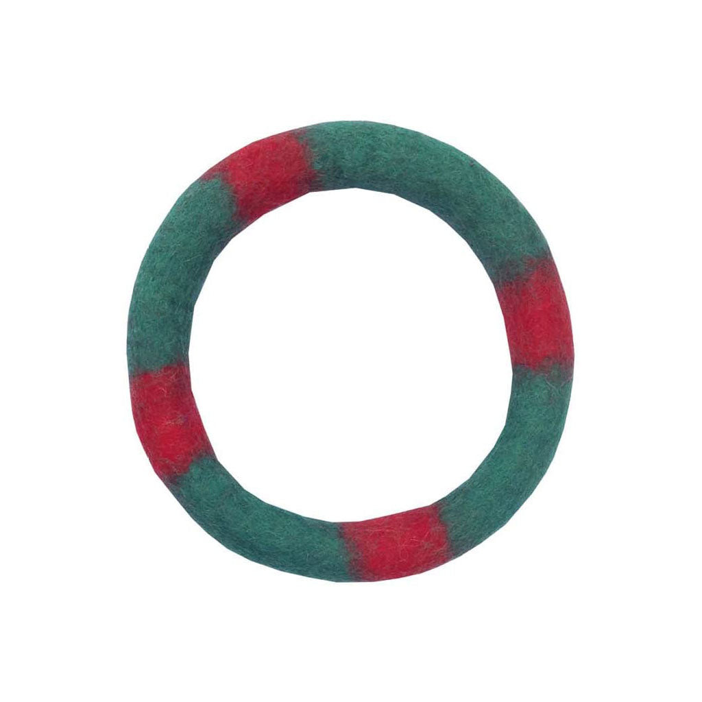 Chopper & Otis | Le Sharma | Eco Ring | Green & Red