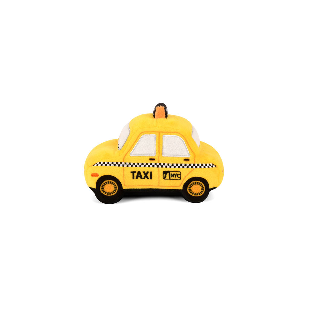 Chopper & Otis: Pet Play: Canine Commute New York City Taxi